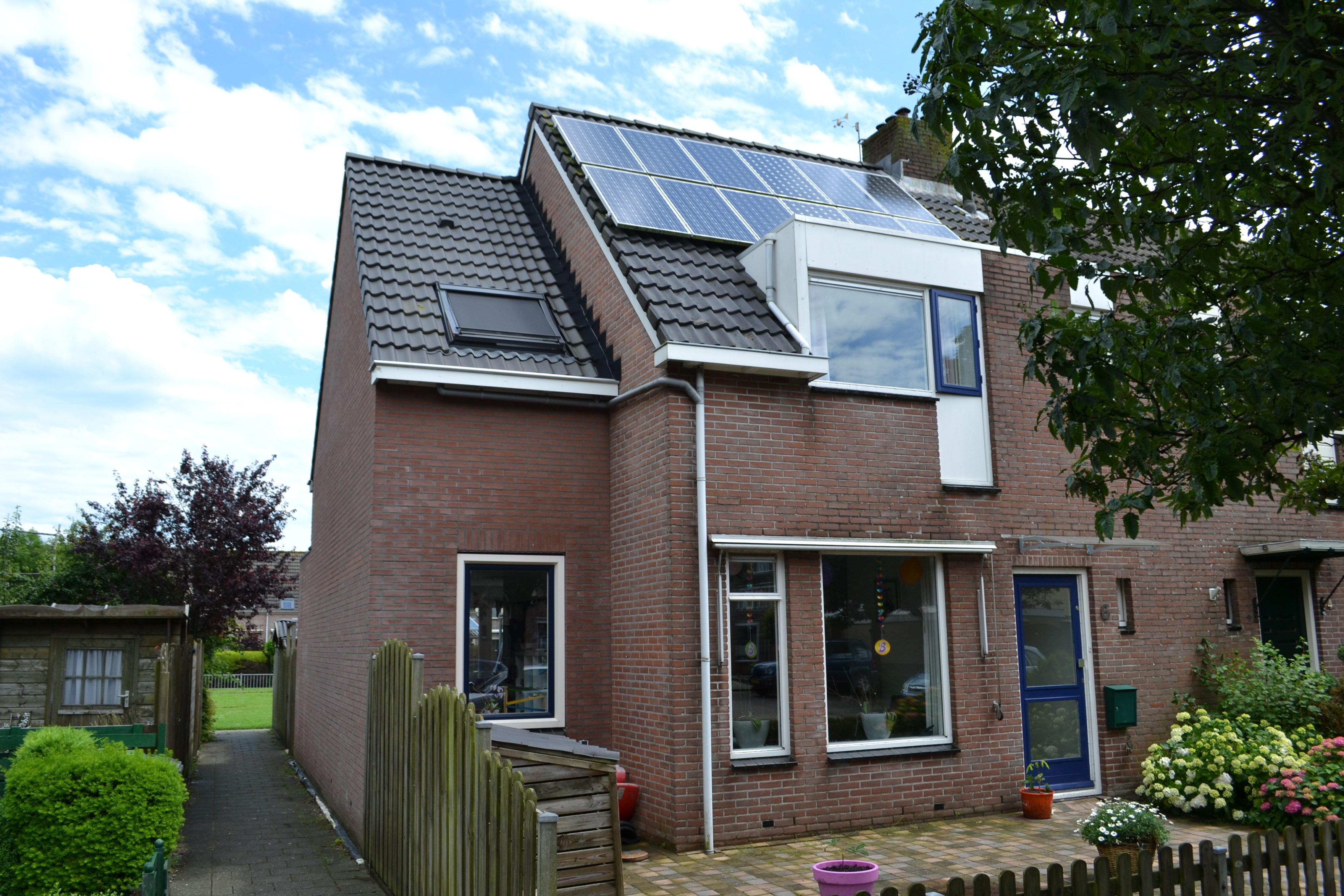 Eerste woning draait gaskraan dicht na hulp Stichting Duurzaam Waterland