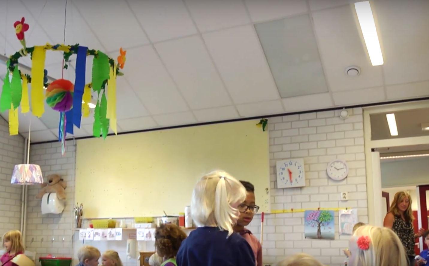 Warmtepanelen voor Basisschool De Binnendijk