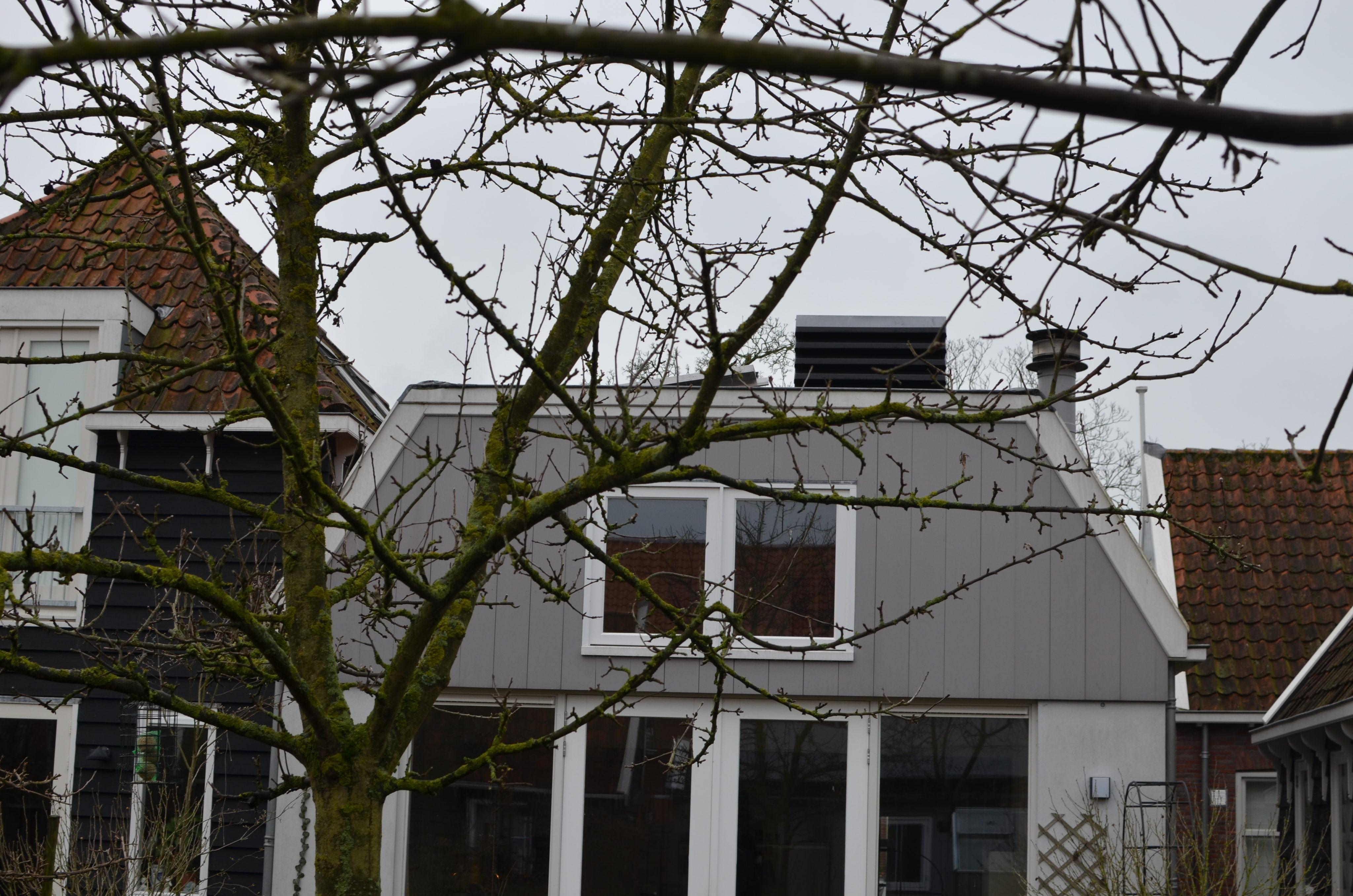 Warmtepomp in Edams huis uit 1909