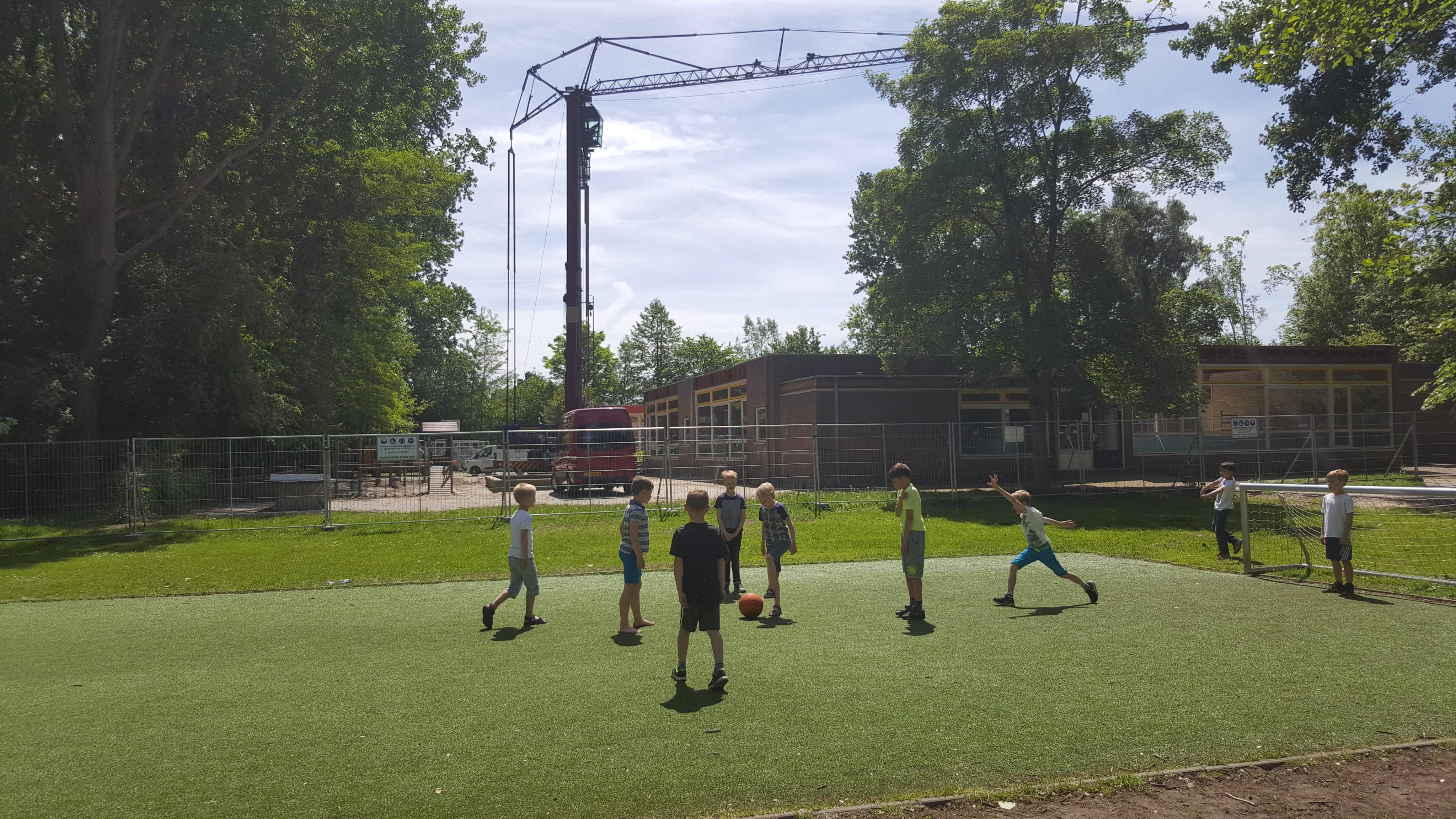 Basisschool De Blauwe Ster wordt energieneutraal