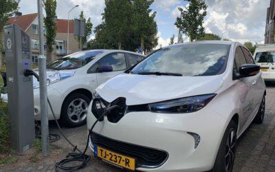 Dankzij de deelauto heb ik nu zelf een elektrische auto gekocht
