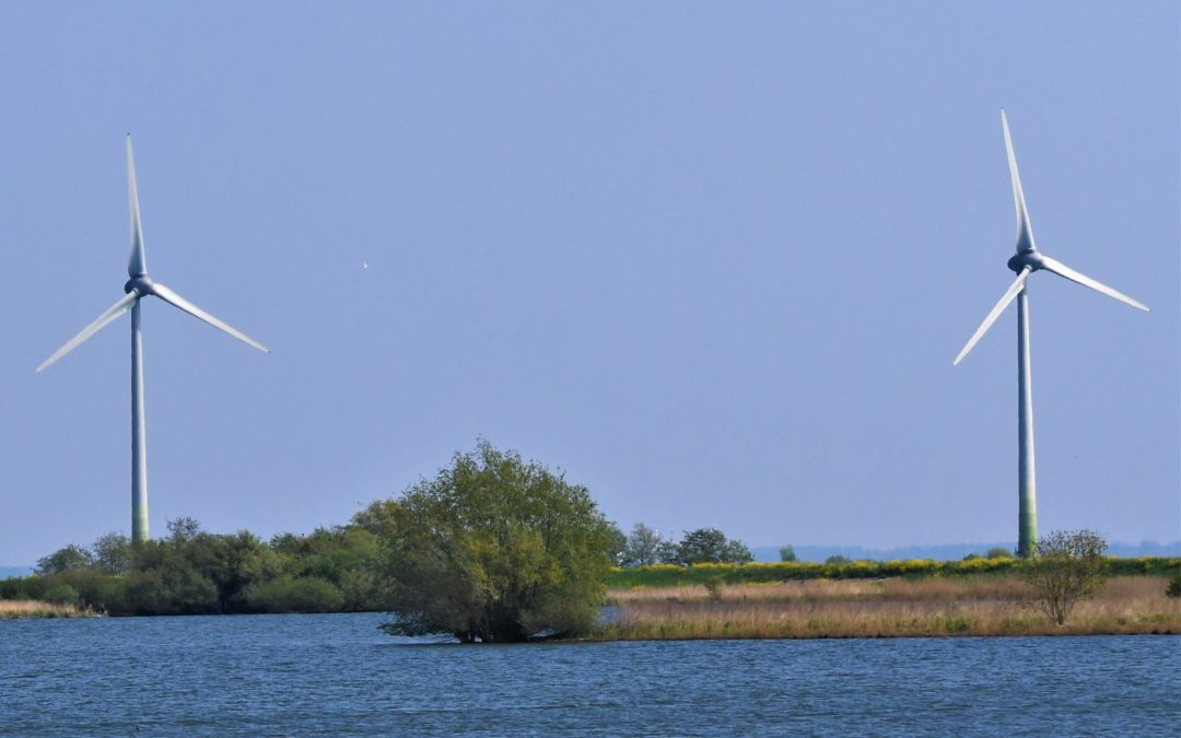 Uitbreiding windmolens in Waterland
