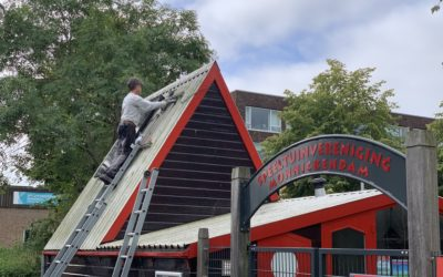 Speeltuin Monnickendam krijgt nieuwe zonnepanelen dankzij subsidie én gulle installateur